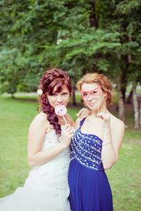 Фотобутафория  на свадьбу