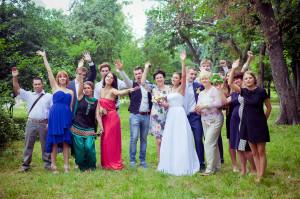 Услуги выездной мобильной фотостудии на свадьбу